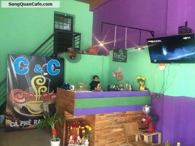 Cần sang quán Cafe quận Bình Tân