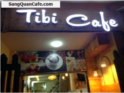 cần sang quán cafe, sạch đẹp, lịch sự quận Gò Vấp