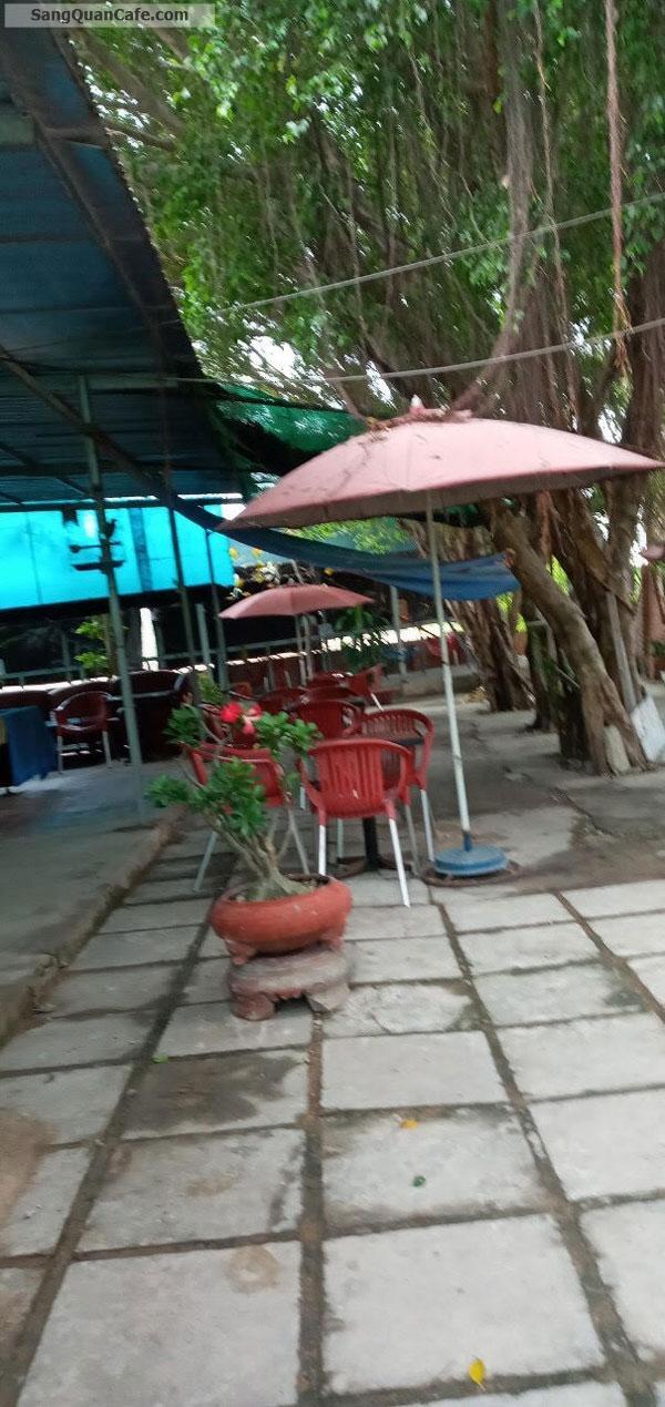Cần sang quán Cafe Sân Vườn- Võng - BiDa , giải trí