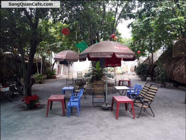 Sang quán cafe sân vườn chòi võng Bình Dương