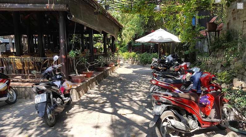Cần Sang Quán Cafe Sân Vườn Điểm Tâm Sáng Giá Rẻ