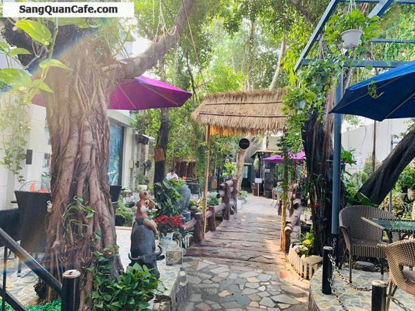 Cần sang quán cafe sân vườn rộng 500m2 quận 12
