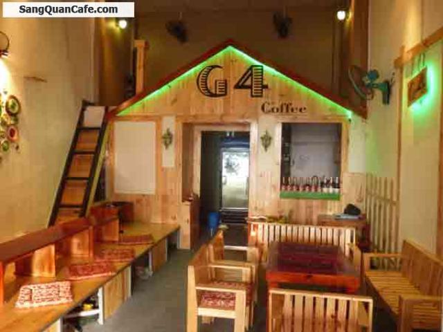 Cần sang quán cafe Take Away