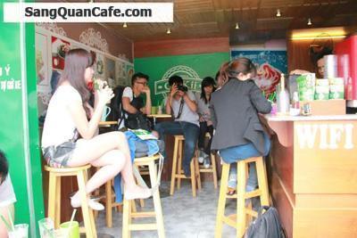 Cần sang quán cafe Take Away quận Bình Thạnh