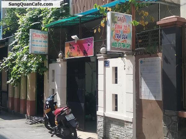Sang quán cafe - thức ăn nhanh khu vực sầm uất