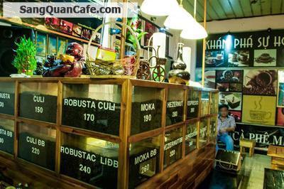 CẦN SANG QUÁN CAFE THƯƠNG HIỆU MILANO ĐÔNG KHÁCH