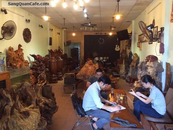Cần sang quán Cafe Trà đang kinh doanh ổn định