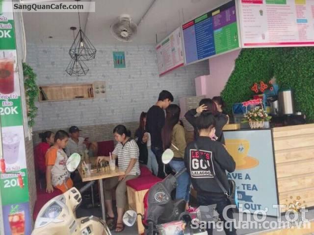 Cần sang quán cafe - Trà sữa đường Nguyễn Thái Bình