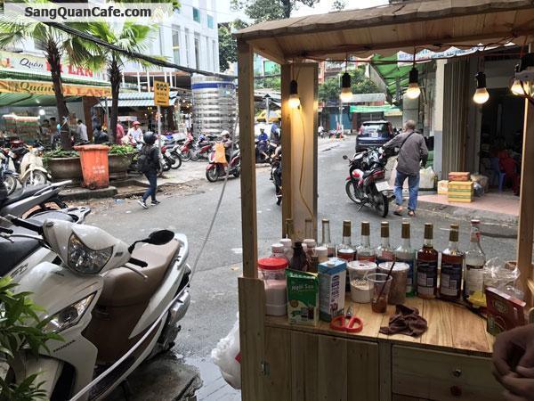 Cần sang quán cafe trà sữa tại hẻm 100C6 Hùng Vương, p.9, Q.5