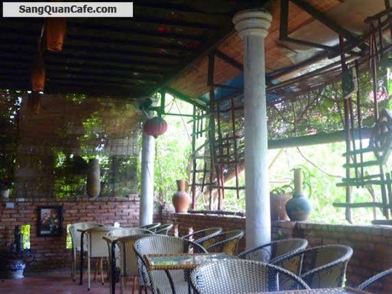 Cần sang quán cafe trung tâm quận Phú Nhuận