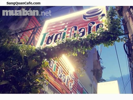 Cần sang quán cafe tươi quận Bình Thạnh