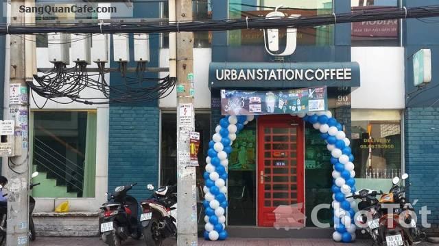 Cần sang quán cafe URBAN STATION quận 3