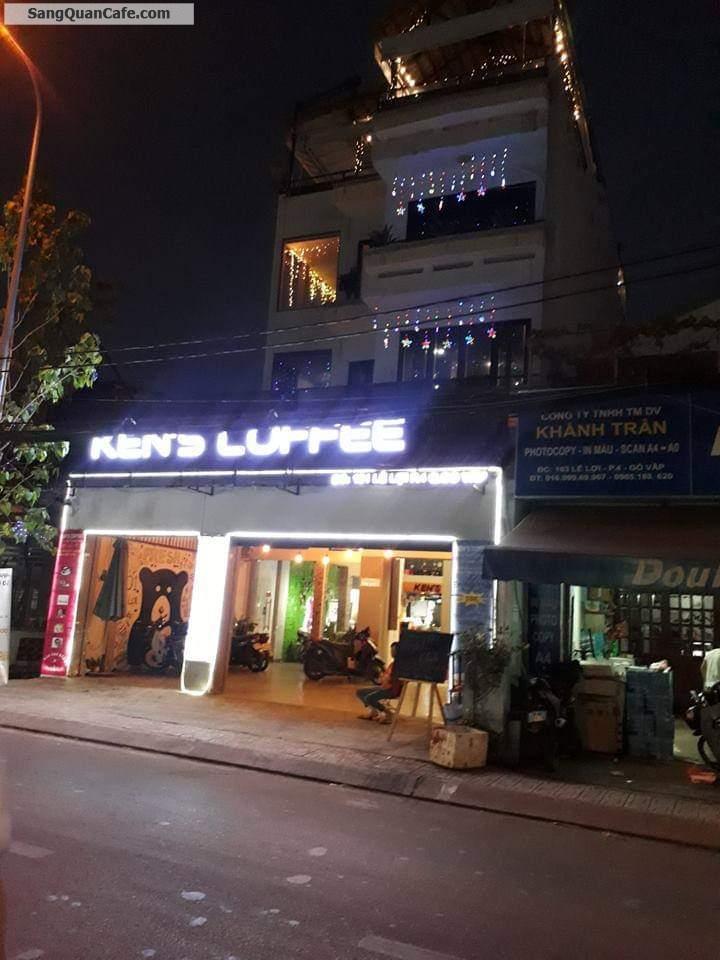 Cần sang quán cafe Văn Phòng, Sân Thượng gần ĐH Công Nghiệp