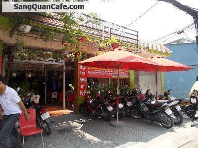 Cần sang quán Cafe,gần trường ĐHCN, lợi nhuận cao