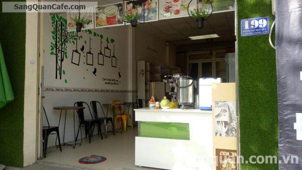 Cần sang quán Coffee & Tea Quận Thủ Đức
