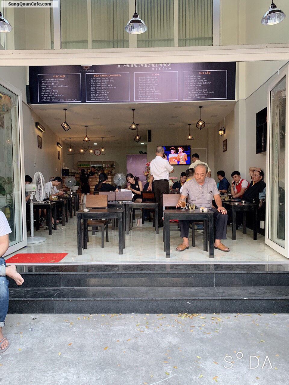 Cần sang quán COFFEE PARMANO  ở quận 11