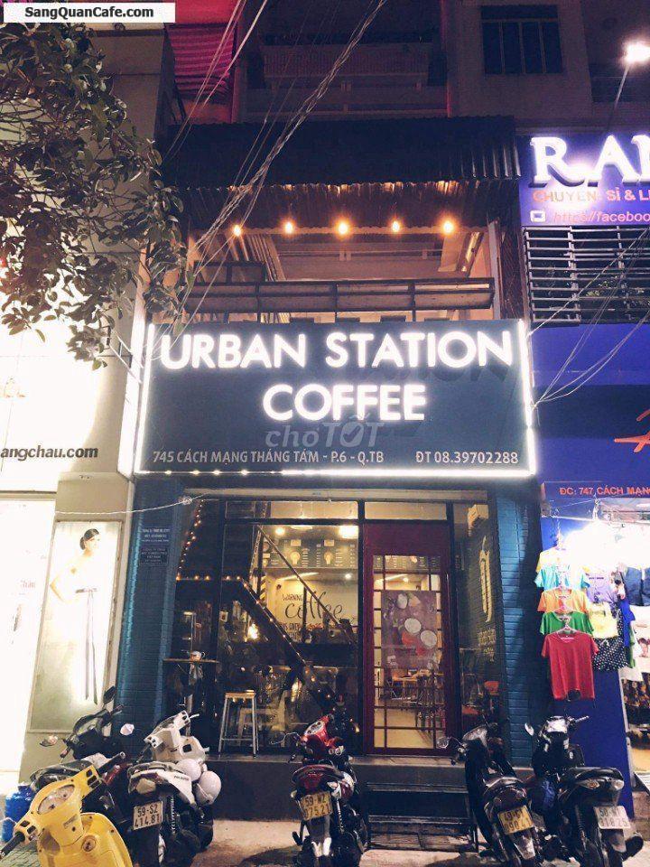 Cần sang quán nhượng quyền thương hiệu Urban Station lâu năm