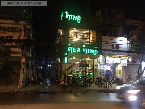 Cần sang quán Trà sữa - cafe quận Tân Bình
