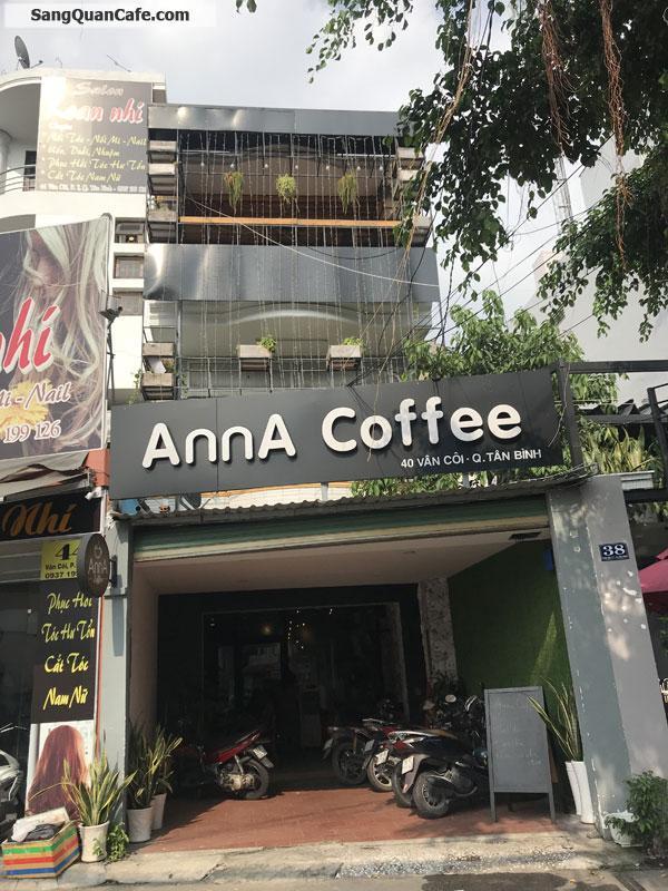 Chính chủ cần sang nhượng lại quán Cà phê