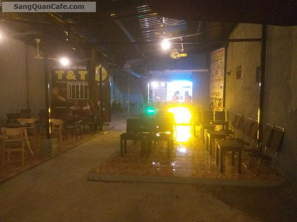 Chính Chủ Cần Sang Nhượng Quán Coffee 240m2