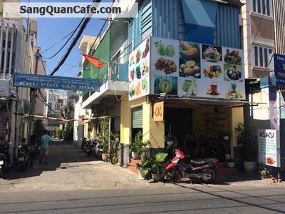 Cho Thuê 1 Phần Mặt Bằng Của Quán Cafe Góc 2 Mặt Tiền