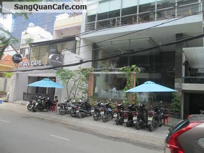 Cho thuê hoặc sang cafe cao cấp đường Hồ Xuân Hương