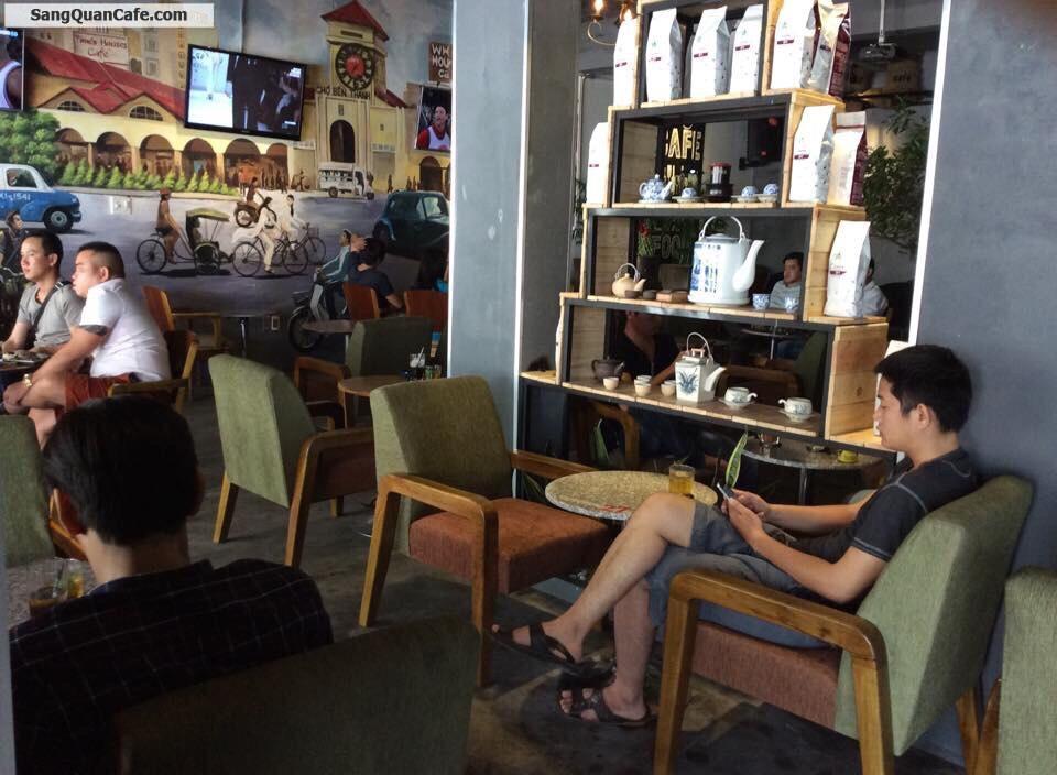 Cho thuê quán cafe đang kinh doanh cực tốt