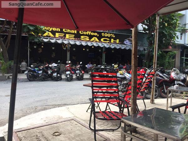 Cho thuê Quán Cafe Góc 2 mặt tiền quận 6