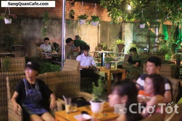 Sang hoặc cho thuê quán cafe mặt tiền Quận 9