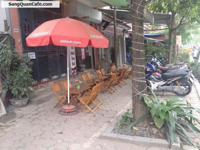 Chuyển nhuợng gấp Cafe Tùng số 83, Vũ Tông Phan