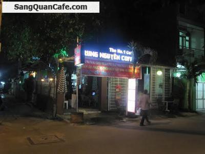chuyển nhượng gấp quán Cafe Trung Nguyên