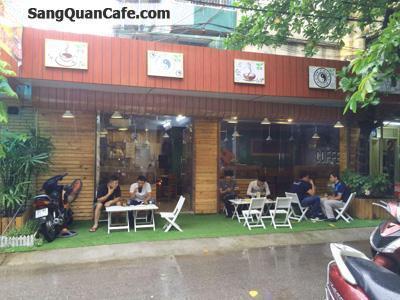 Chuyển nhượng quán Cafe ECO3 Hà Nội