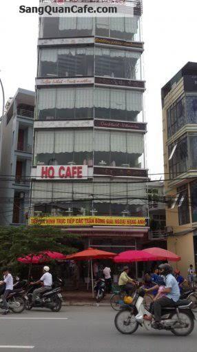 Chuyển nhượng quán cafe vị trí đẹp tại Ngã tư Nhổn
