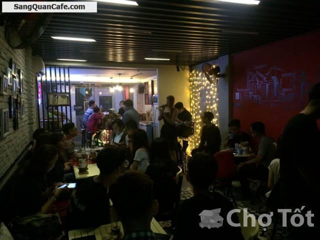 Sang quán Coffee Pub The FreeStyle - Quận 3