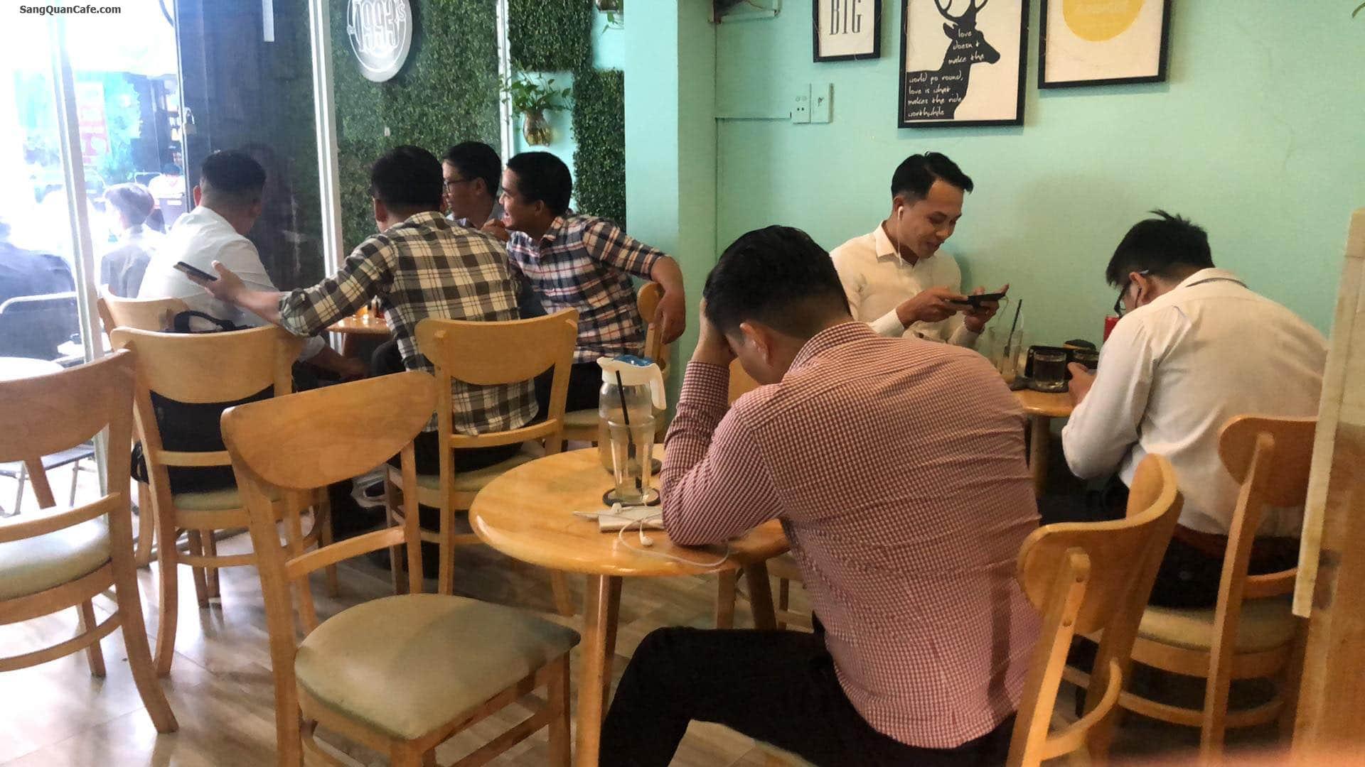 Định cư nước ngoài cần sang lại quán cafe
