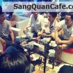Cần sang quán cafe Sân Thượng quận Gò Vấp