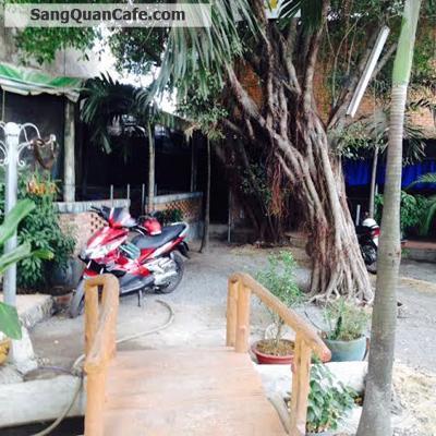 Không người trông coi cần Sang gấp quán cafe Sân vườn + Cơm Trưa Văn Phòng Hóc Môn