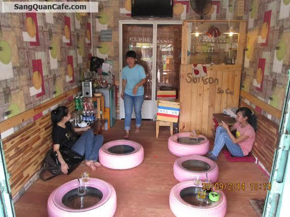 Làm chủ quán cafe chỉ 40 triệu quận Tân Bình