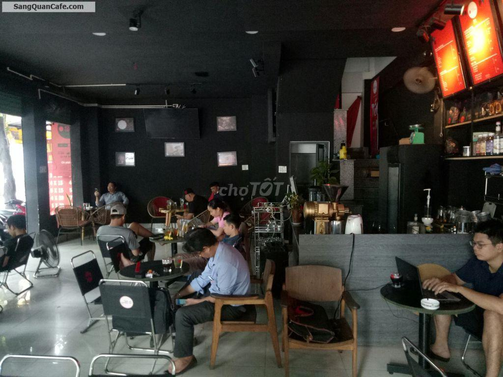 Mặt bằng kinh doanh quán cà phê Quận Tân Phú 60m²