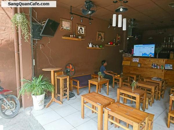 Mình cần sang quán café Cabin mặt tiền