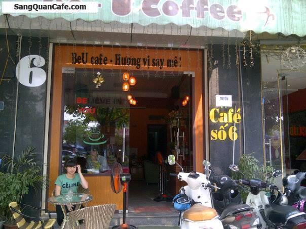 Nhượng quán cafe Be-U Coffee Cầu Giấy, Hà Nội