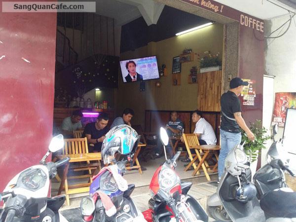 San quán cafe giá rẻ đường Võ Thành Trang