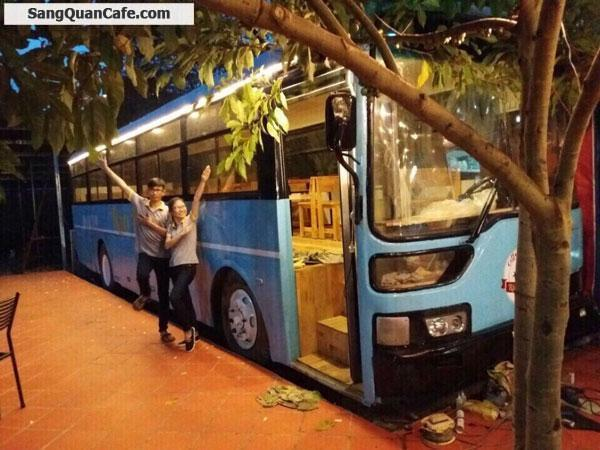 Sang xe bus cafe, loại hình cafe mới