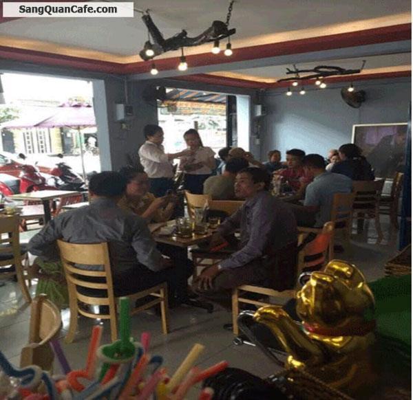 Sang  quán cafe 2 mặt tiền đường Nguyễn Trãi