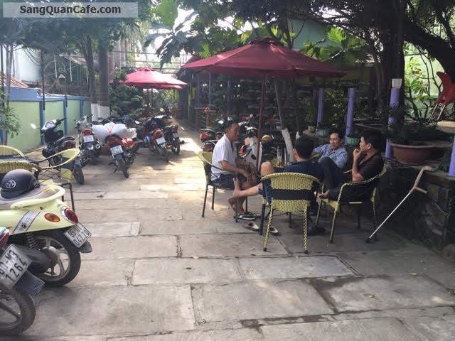 Sang  quán cafe 700m2 quận Bình Tân