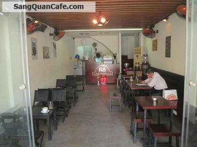 Sang  Quán Cafe đường Nguyễn Đình Chiểu