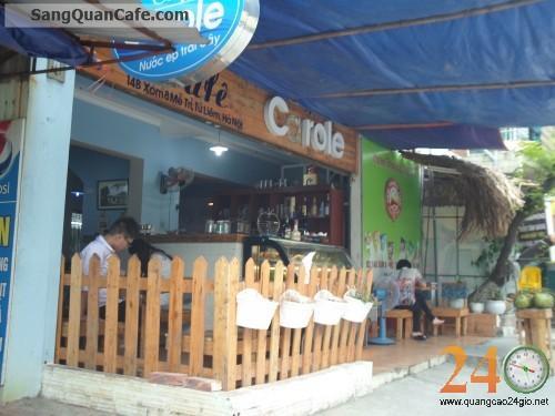 Sang  quán Cafe Khu Đô Thị Mỹ Đình Hà Nội