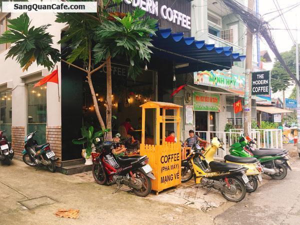 Sang cafe Góc 2 MT gần Aeon Tân Phú