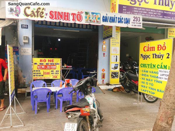 Sang Cafe- Giặt ủi - Quán Ăn