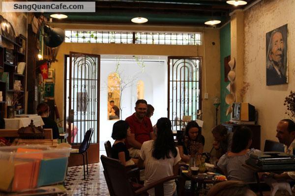 Sang Cafe , Hẻm 58/9 Trương Định , Q.1